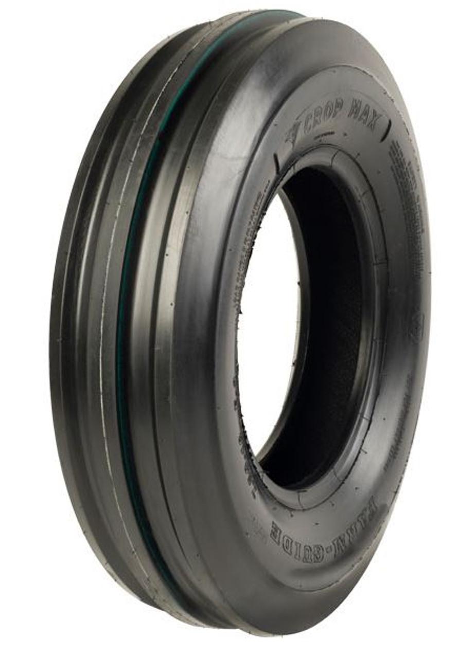 7.50-16 750//16 Crop master 10ply tubeless F2 Tri rib TUBELESS  tractor tire