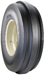 7.5L-15 Carlisle 3-Rib Front Tractor Tire 6 Ply