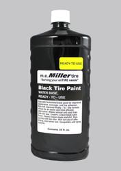 1 Quart Black Tire Paint