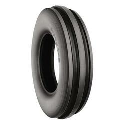 6.00-19 Deestone 3-Rib Front Tractor Tire 8 Ply