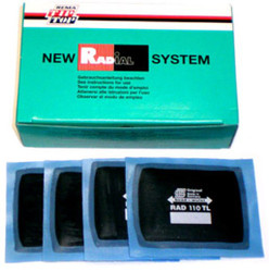 Rema RAD-110 Radial Tire Repair Unit Box of 20