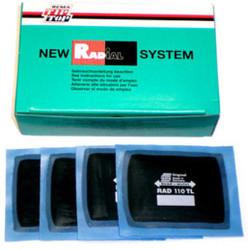 Rema RAD-120 Radial Tire Repair Unit Box of 10