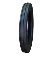 4.00-19 Crop Max 3-Rib Front Tire 4 ply