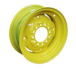 15x 6  6-Hole Wheel JD Yellow