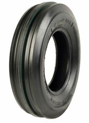 7.50-16 Crop Max 3-Rib Front Tractor Tire 8 ply