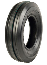 6.50-16 Crop Max 3-Rib Front Tractor Tire 6 Ply