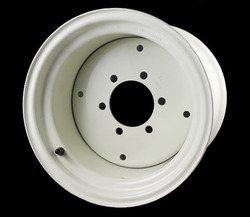 12x10.5-6 hole Wheel 120mm