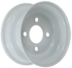 8x5-3/8  4-Hole Trailer Wheel with Off-Set