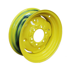 16x 4.5  6-Hole Wheel JD Yellow