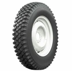 6.00-16 Firestone Knobby Tire 4 ply