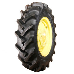 7-14 Galaxy Agri Trac II Compact Tractor Tire 6 ply on JD Wheels