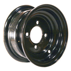 8x3.75  4-Hole Cushman Wheel