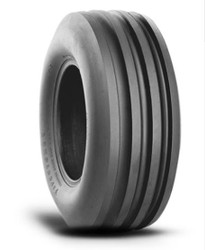 10.00-16 Firestone 4-Rib Front Tractor Tire 8 Ply