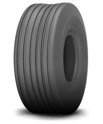 16x6.50-8 Deestone Rib 4 ply Tire