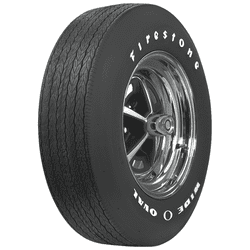 GR70-15 Firestone Wide Oval Radial RWL