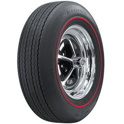 GR70-15 Firestone Wide Oval Radial Redline