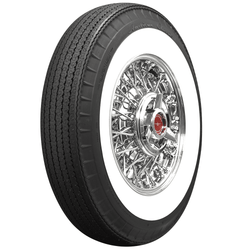 "6.70R15 American Classic Radial 2-3/4"" Whitewall"