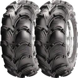 25x10-11 ITP Mud Lite AT (2 Tires) 6 Ply