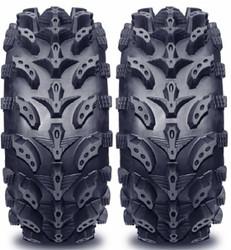 25x8-12 ITC Swamp Lite (2 Tires) 6 Ply