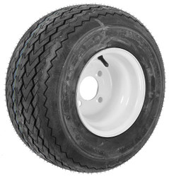 18x8.50-8 Kenda Hole-N-1 Tire & 4 Hole Wheel