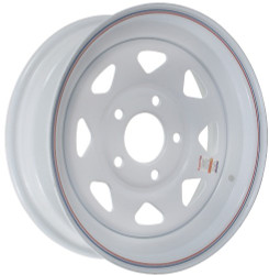 12x4  5-Hole Trailer Wheel