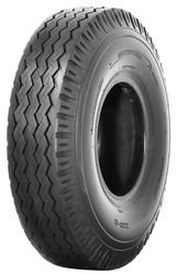 7.00-14 Deestone Hwy Rib Trailer Tire 6 Ply
