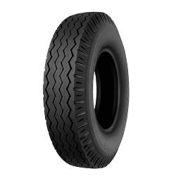 7.50-16 Deestone Hwy Rib Trailer Tire 10 Ply