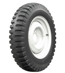 7.50-16 Firestone Military Truck Tire 8 Ply