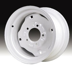 "12x 7-5 Hole Wheel 6"" Backside"