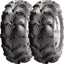 25x10-12 ITP Mud Lite AT (2 Tires) 6 Ply