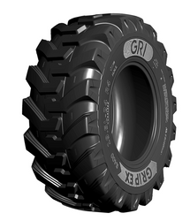 19.5L-24 GRI Industrial Rear Tractor Tire 12 Ply