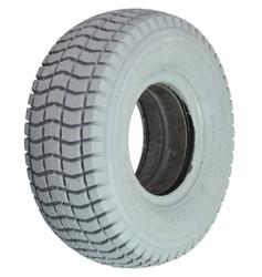 9x3.50-4 Cheng Shin Tire Turf Gray Non Marking Tire 4 Ply