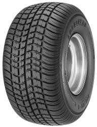 205/65-10 Kenda E (10 ply) Trailer Tire on 6 Hole Imp. Wheel  20.5x8.0-10