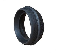 7-18 No-Till Planter Press Wheel Tire  Center Rib