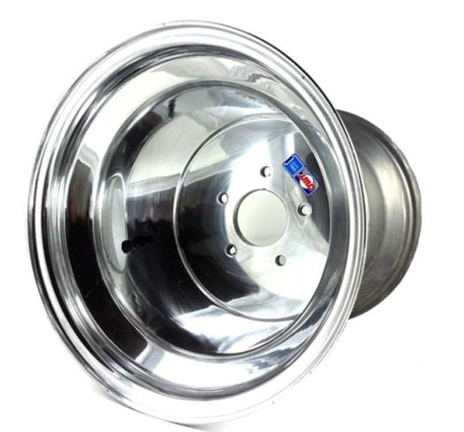 12x14 5-Hole Aluminum Wheel, 6/8 Offset