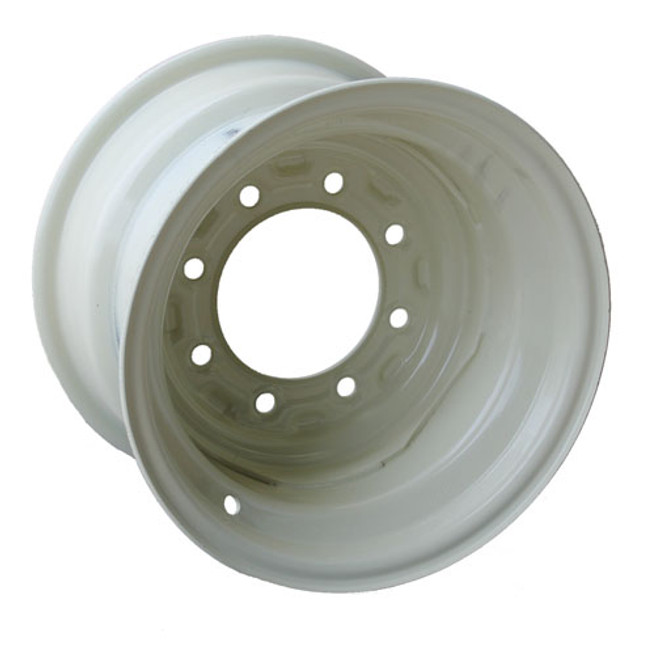 15x10 8-Hole Wheel 2-1/4 offset