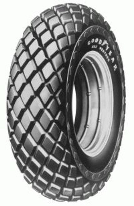 12.4-16 Goodyear All Weather Compact Tractor Tire 8 Ply