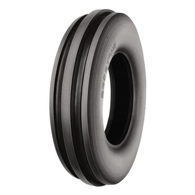 7.50-20 Speedways 3-Rib Front Tractor Tire 8 ply