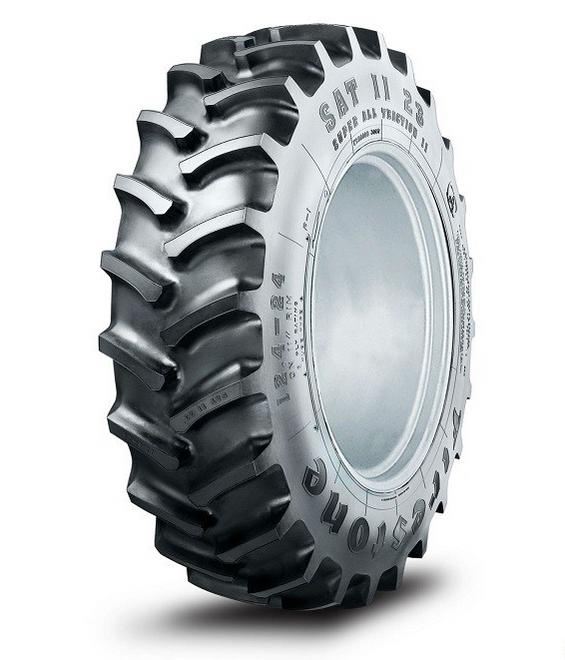 18.4-34 Firestone Super All Traction II Rear Tractor Tire 8 Ply
