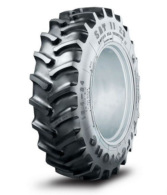 18.4-38 Firestone Super All Traction II Rear Tractor Tire 8 Ply