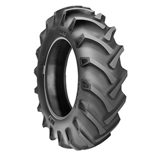 13.6-24 BKT Tractor Rear Tractor Lug Tire 8 Ply