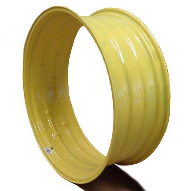 28x15  Double Bevel Rim Yellow