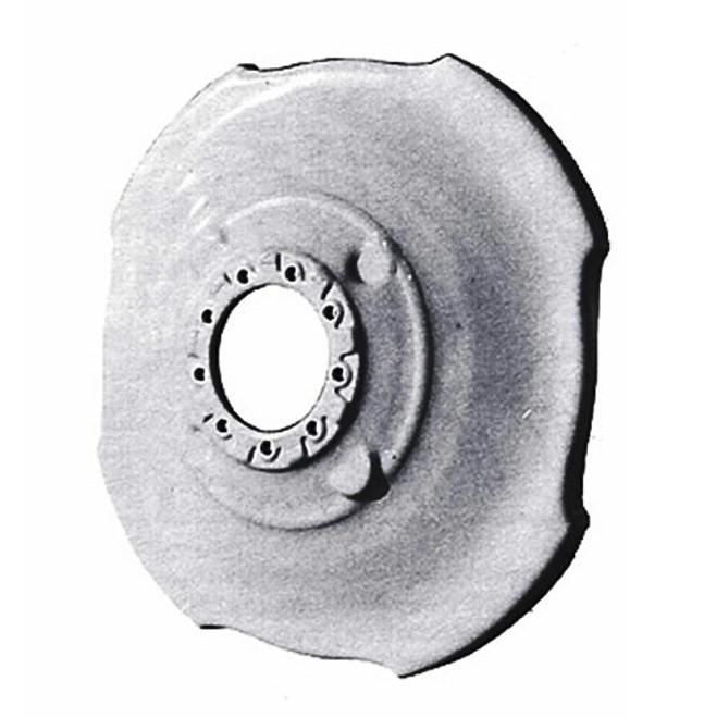 """38"""" Rim Center Disc 9 Hole"""
