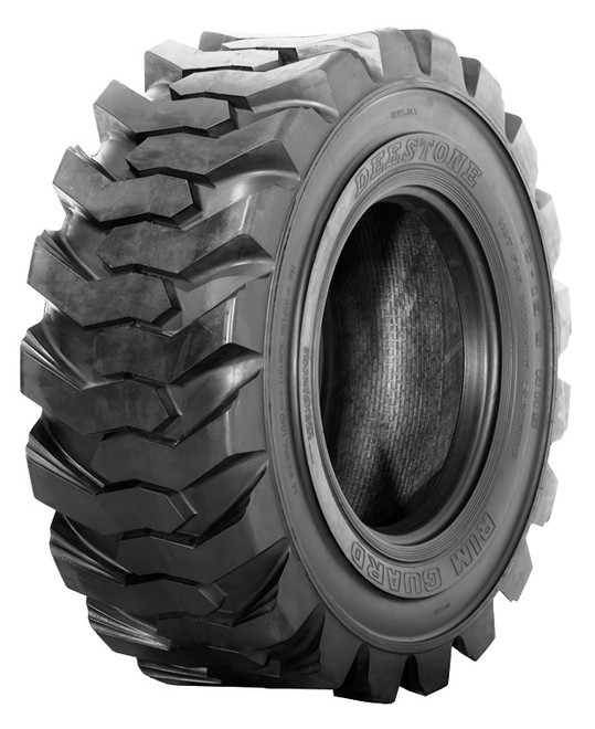 14-17.5 Deestone Skid Loader Compact Tractor Tire 14 Ply