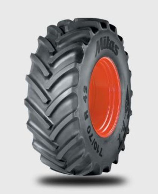 Mitas Radial Tractor Tire
