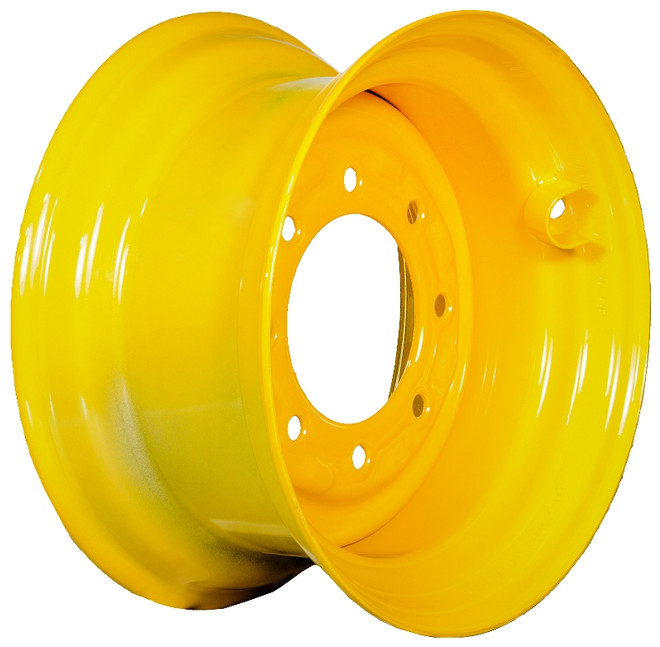 16 5x9 75 New Holland Wheel with TR501 Valve, Fits 12-16 5 Tire