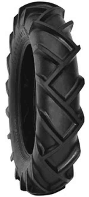 7.50-22 Firestone Ground Grip Rear Tractor Tire 4 Ply