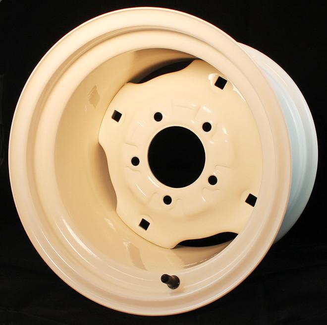 """12x 8.5-5 Hole Wheel 4"""" Backside"""