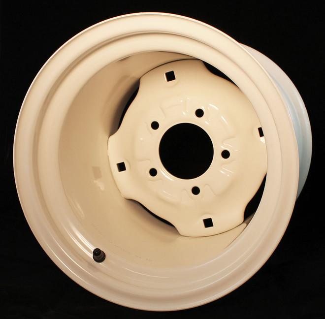 """12x10.5-5 Hole Wheel 4.2"""" Backside"""