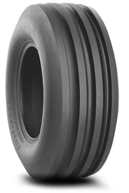 11L-15 Crop Max 4-Rib Front Tractor Tire 8 Ply